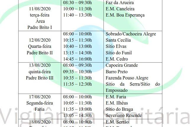 Cronograma 1
