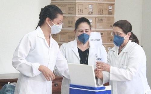 Barbacena iniciou primeira fase da campanha de vacinação contra à Covid-19